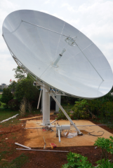 Alignsat 7.5m Rx Only antenna