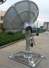 Alignsat 2.4m Ka Band Antenna
