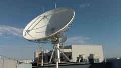 Alignsat 4.5M Deicing Earth Station Antenna