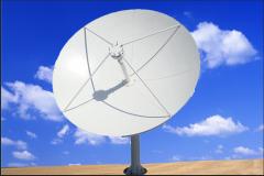 Alignsat 2.4m VSAT antenna