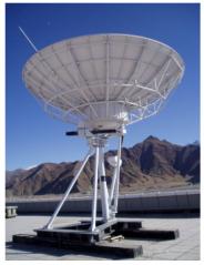 Alignsat 6.2m Ka band antenna