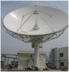 Alignsat 9.0m Ka band antenna