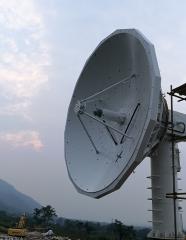 Alignsat 5.0m Q/V band antenna