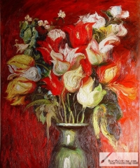 Impression of tulip