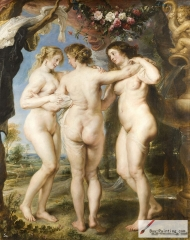 The Three Graces, 1635