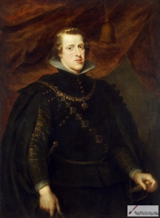Portrait of King Philip IV of Spain, c. 1628/1629