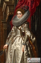 Portrait of Brigida Spinola-Doria, 1606