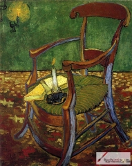Paul Gauguin's Armchair, 1888,