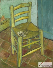 Van Gogh's Chair, 1888, National Gallery, London