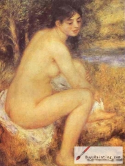 Seated Girl, 1883