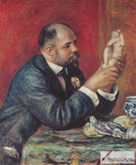 Portrait of Ambroise Vollard, 1908