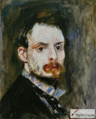 Self-portrait, 1875