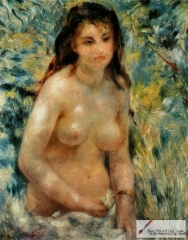 Nude in the Sun, 1875, Musée d'Orsay, Paris