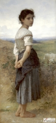 The Young Shepherdess (1885)