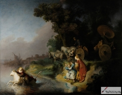 The Abduction of Europa, 1632.