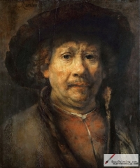 Self-portrait, Vienna c. 1655