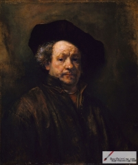 Self-Portrait, 1660