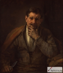 Saint Bartholomew, 1661, J. Paul Getty Museum