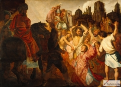 The Stoning of Saint Stephen, 1625,