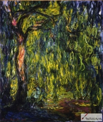 Weeping Trees, 1918–1919,