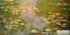 Water Lilies, 1919,