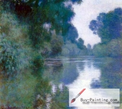 The Seine Near Giverny, 1897,