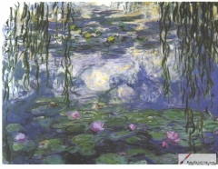Water Lilies, c. 1915,