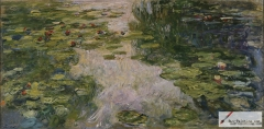 Water Lilies, 1917–1919,