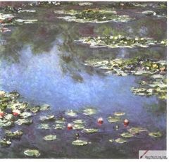 Water Lilies, 1906,