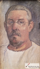 Self portrait, 1903,
