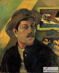Self-portrait, 1893,