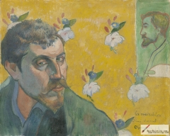 Self-portrait, 1888,