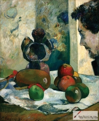Still Life with Profile of Laval, 1886,