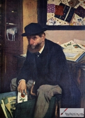 The Amateur, 1866,