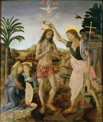 The Baptism of Christ (1472–75)