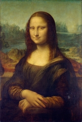 Mona Lisa or La Gioconda (1503–0507)