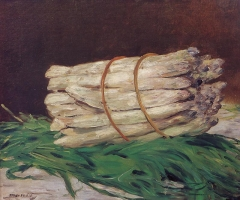 Bunch of Asparagus, 1880