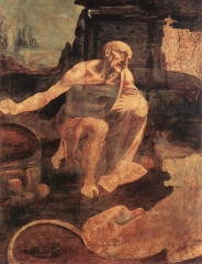 St. Jerome in the Wilderness (1480)