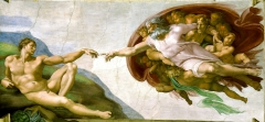 The Creation of Adam (1510)