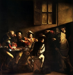 The Calling of Saint Matthew (1599–1600).