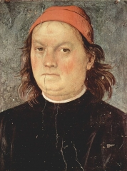 Self-portrait, 1497–1500