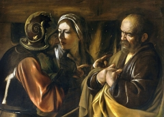 The Denial of Saint Peter (1610)