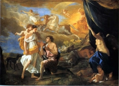 Diana and Endymion, 1630s
