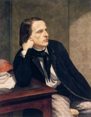Portrait of Paul Ansout, c. 1842–43