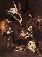 Nativity with San Lorenzo and San Francesco
