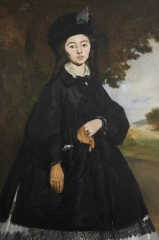 Portrait of Madame Brunet, 1867