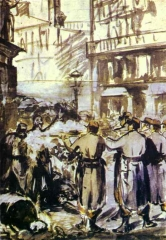 The Barricade (Civil War), 1871