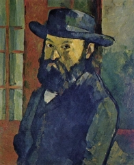 Self-portrait 1879–1882