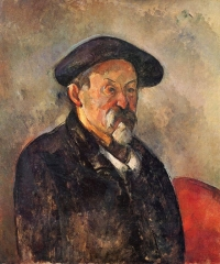 Self-portrait with Beret 1898–1900