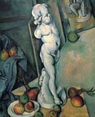 Still Life with Cherub 1895